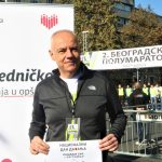 """Održana """"Trka dobrote"""" na 2. Beogradskom polumaratonu"""