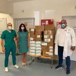 Nastavak podrške zdravstvenom sistemu Srbije