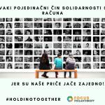 FOKUS: Filantropija – konkurs za foto priče o filantropiji i solidarnosti