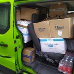 Prikupljena oprema u vrednosti od preko 1,5 miliona dinara za pomoć u Novom Pazaru, Tutinu, Sjenici
