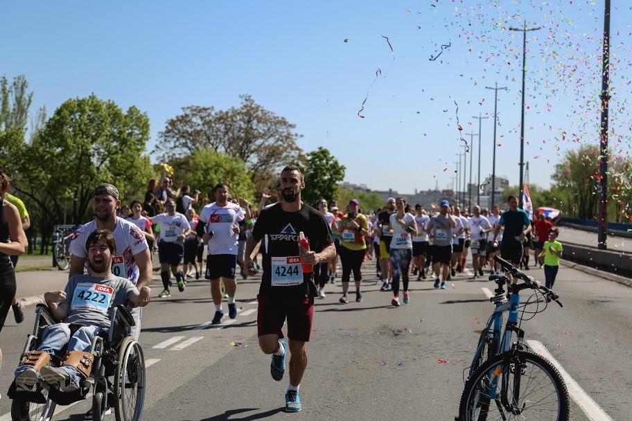 Maraton i osobe sa invaliditetom
