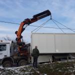 Elixir Grupa donirala 30.000 eura za kupovinu kontejnera za postradale od zemljotresa u Hrvatskoj